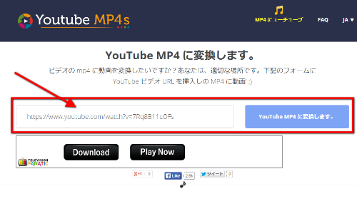 YouTube MP4s